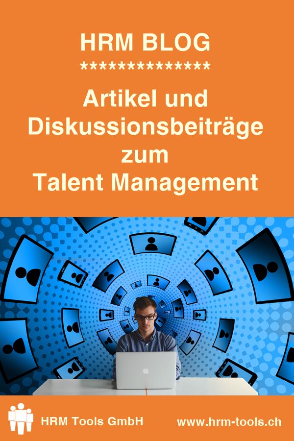 HRM-BLOG - Artikel und Diskussionsbeiträge zum Talent Management - Herzliche willkommen
