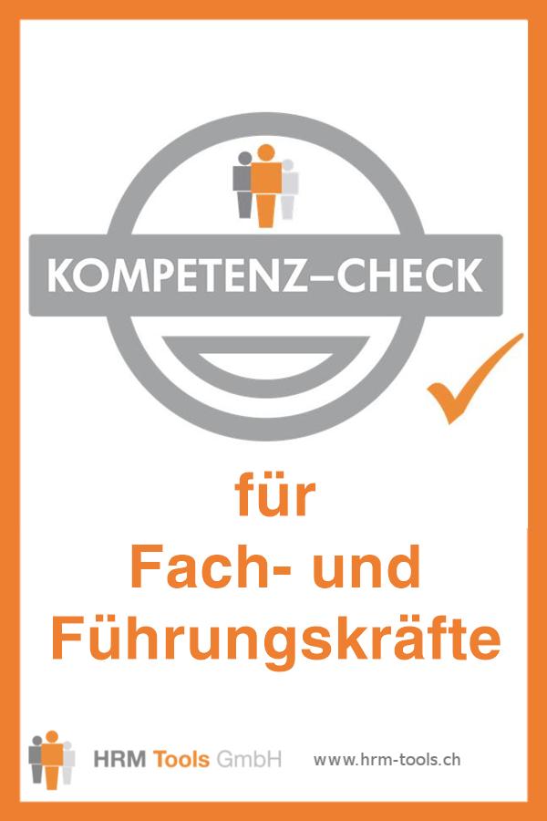 Kompetenz-Check bei Fach- und Führungskräften in der Personalauswahl und Personalentwicklung