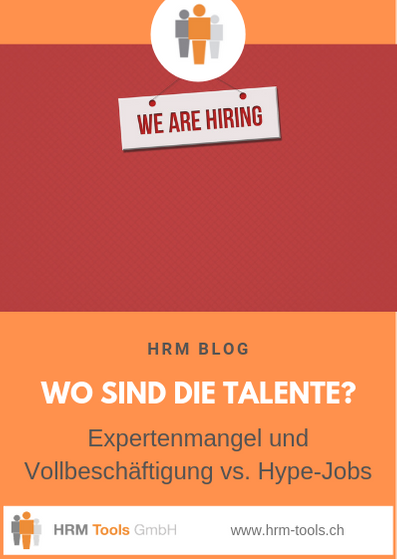 Talent Management im Zeitalter von Expertenmangel und Vollbeschäftigung
