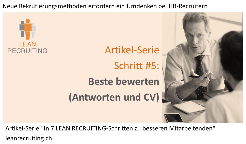 Bild_LeanRecruiting_Artikelserie-Schritt5_Beste bewerten