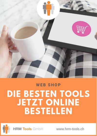 HRM Tools GmbH Web-Shop - Die besten Eignungstests jetzt online bestellen